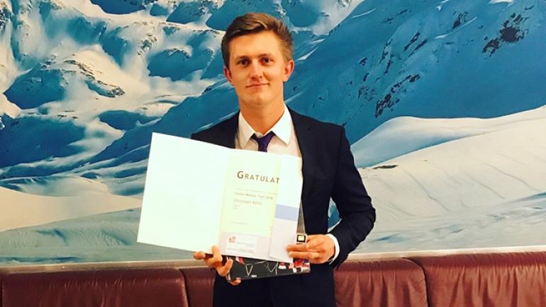 Tiroler Sportler Wahl 2016