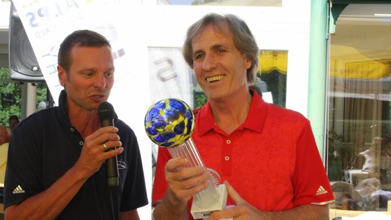 Ehrung für GC Reit im Winkl/Kössen – BEST KITZ ALPS CLUB 2016