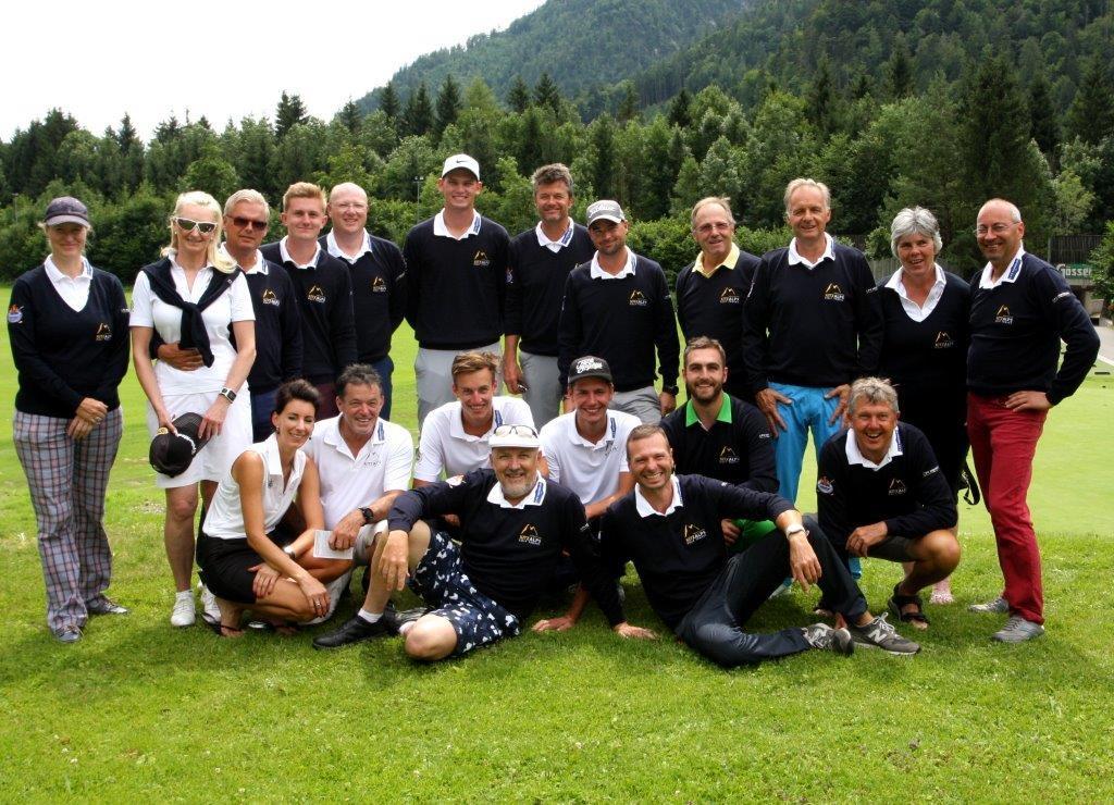 KITZ ALPS TROPHY – Team-Zwischenstand nach der 4. Station GC Gut Brandlhof