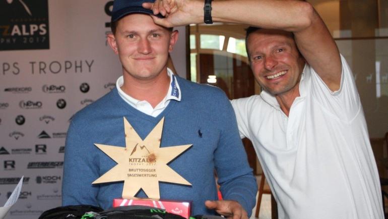 KITZ ALPS TROPHY – Christoph Kogl holte sich den 5. Sieg in der Bruttowertung