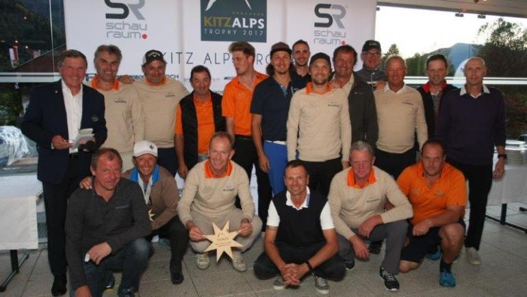 KITZ ALPS TROPHY 2017 – Best Kitz Alps Club – GC Kitzbüheler Alpen Westendorf