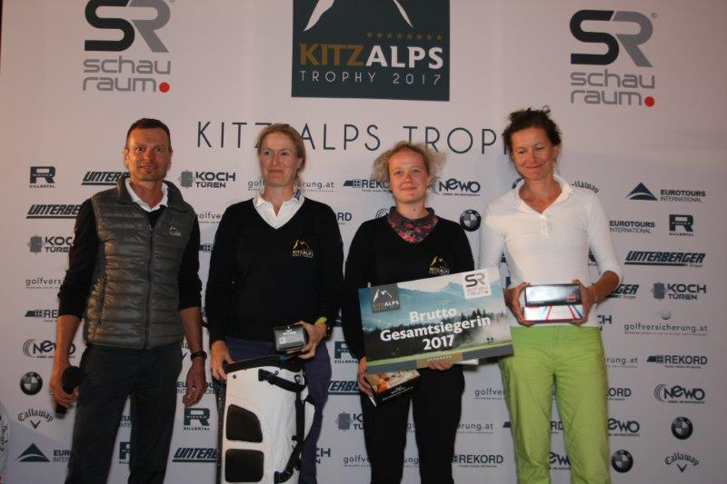 KITZ ALPS TROPHY  Damen sind…