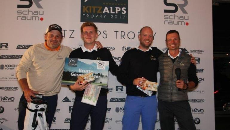 KITZ ALPS TROPHY Brutto-Seriensieger Christoph Kogl…