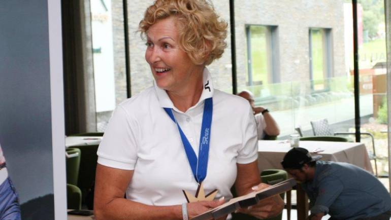 Christine Posch – ein neues Gesicht auf der Siegerliste