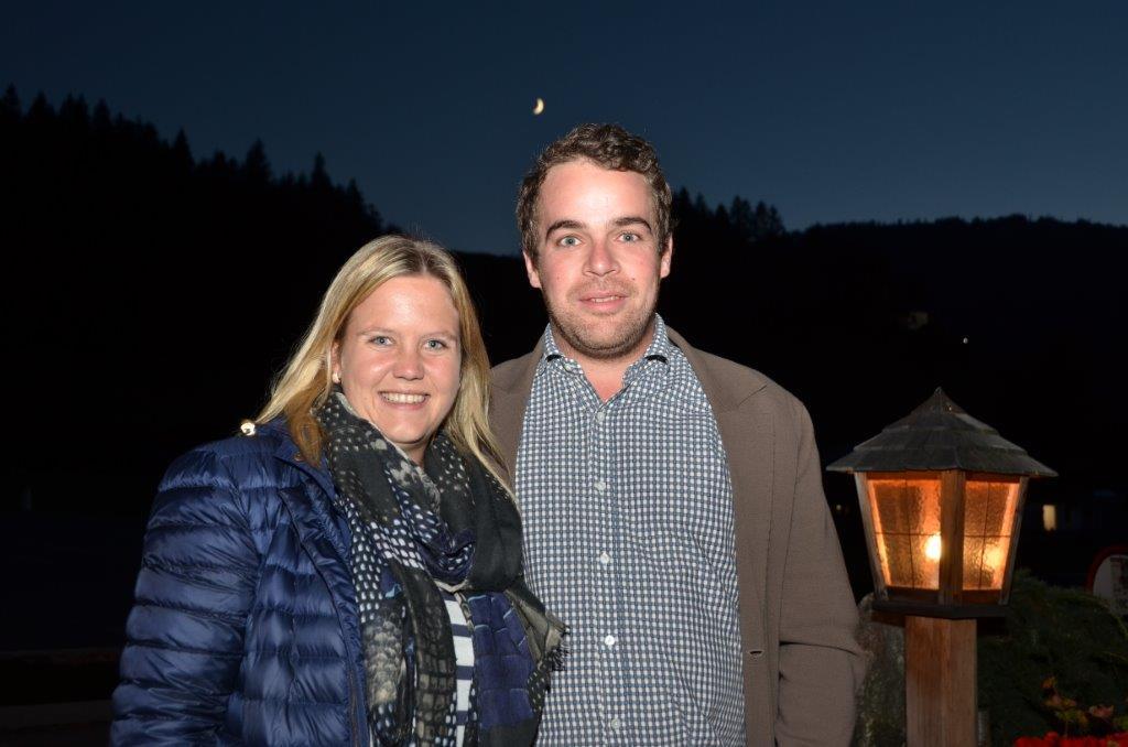 Simone und Harald – ein erfolgreiches Team