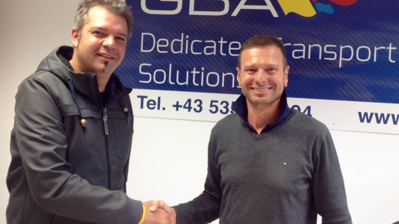 GBA-Austria Boss, Alexander Hübschmann, als neuer KITZ ALPS TROPHY-Sponsor mit an Bord