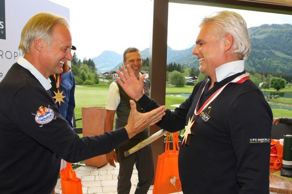 KITZ ALPS TROPHY – SPONSOR Marcus von Schubert gewinnt Nettoklasse B