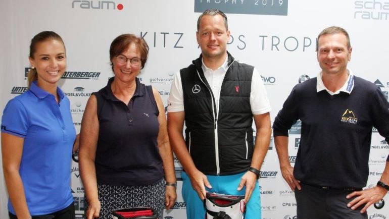 """Gewinner der Sonderwertung """"Longest Drive sponsored by Engel & Völkers"""