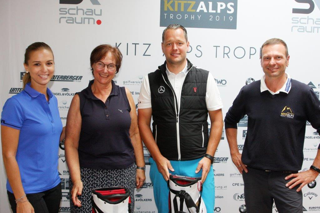 "Gewinner der Sonderwertung ""Longest Drive sponsored by Engel & Völkers"