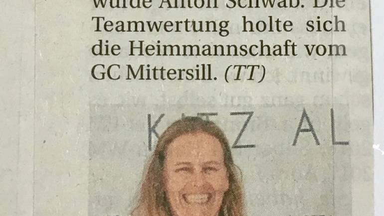 Mittersill – Pressemeldung Tiroler Tageszeitung