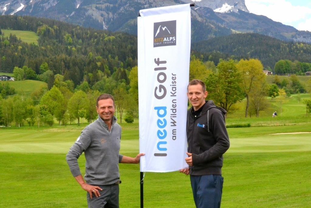 INEED Golf Indoor Golfanlage von Sky Trak als Sonderpreis