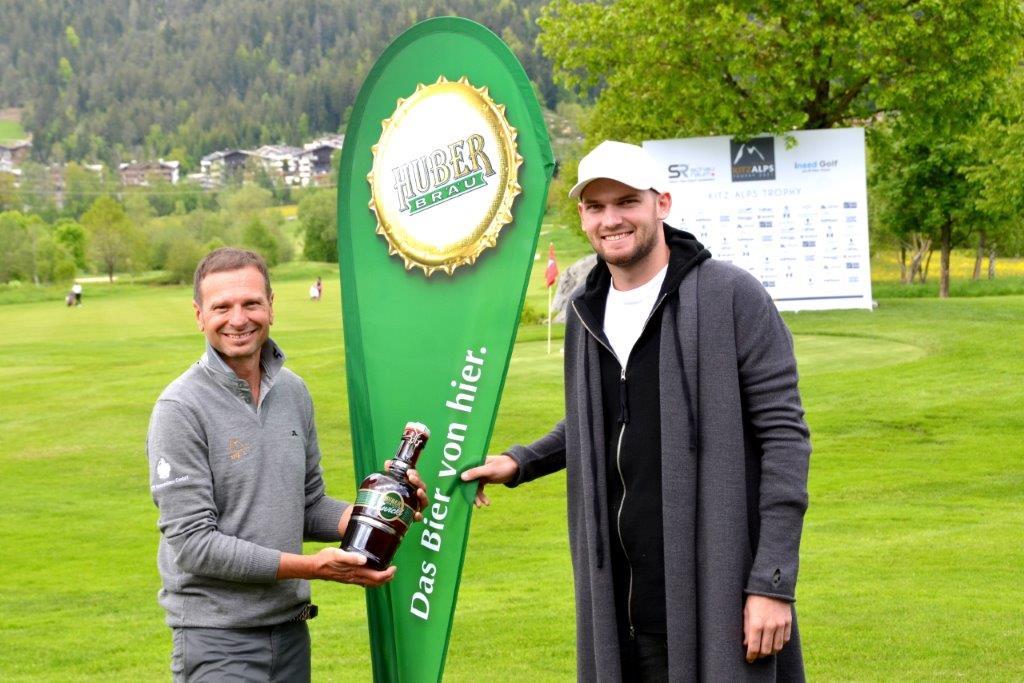HUBER BRÄU sponsert ZWICKL Bier und Gutschein