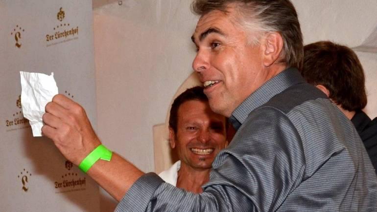 Hansi Fuchs Jun. gewinnt Indoor-Golfanlage von Ineed Golf Going