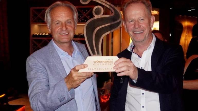 KITZ ALPS TROPHY  -Spielerinnen und Spieler siegen in Velden